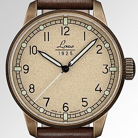 Laco Used Look 861785 - 42 mm automat
