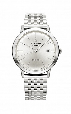 Eterna Eternity For Him Automatic silver steel