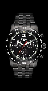 Traser Classic Chronograph Big Date Pro