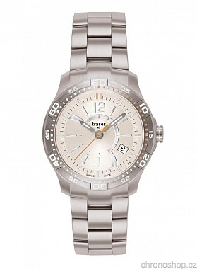 Traser T73 Ladytime Silver