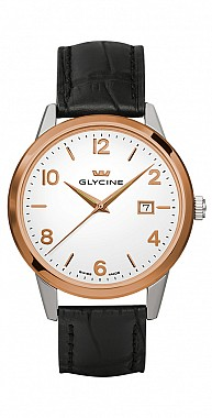 Glycine Classic Quartz Gents 3925.31