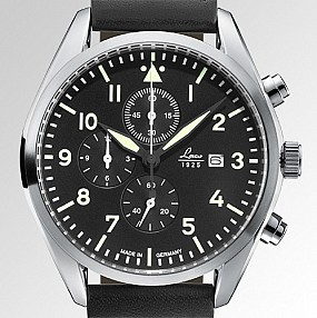 Laco Flieger Trier - 42 mm quartz