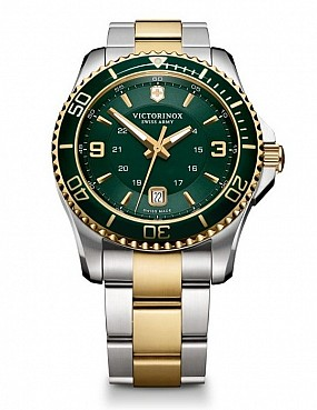 Victorinox Maverick Large green steel