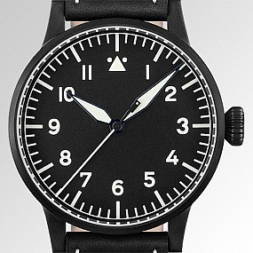 Laco Flieger Damme - 42 mm quartz