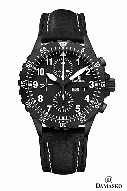 Damasko DC66 Black