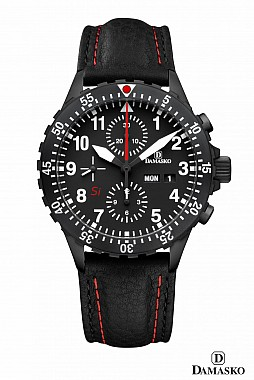 Damasko DC66 Si Black