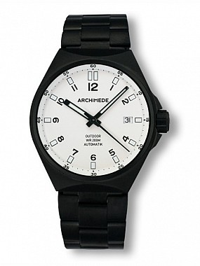 Archimede Outdoor Black K2
