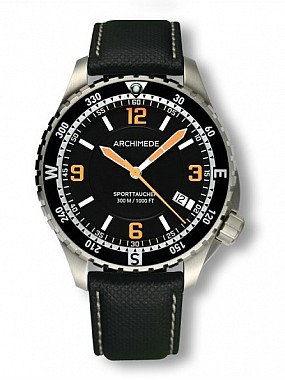 Archimede SportTaucher K orange