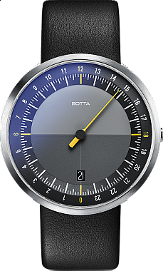 Botta-Design UNO 24 Black Quartz