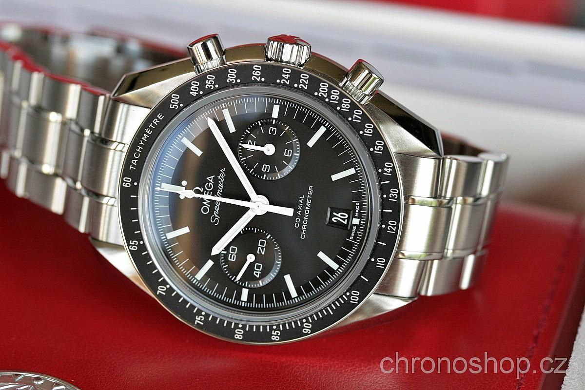 d97b99e2e Omega Speedmaster Moonwatch Co-Axial Chronograph BAZAR 420150016 ...