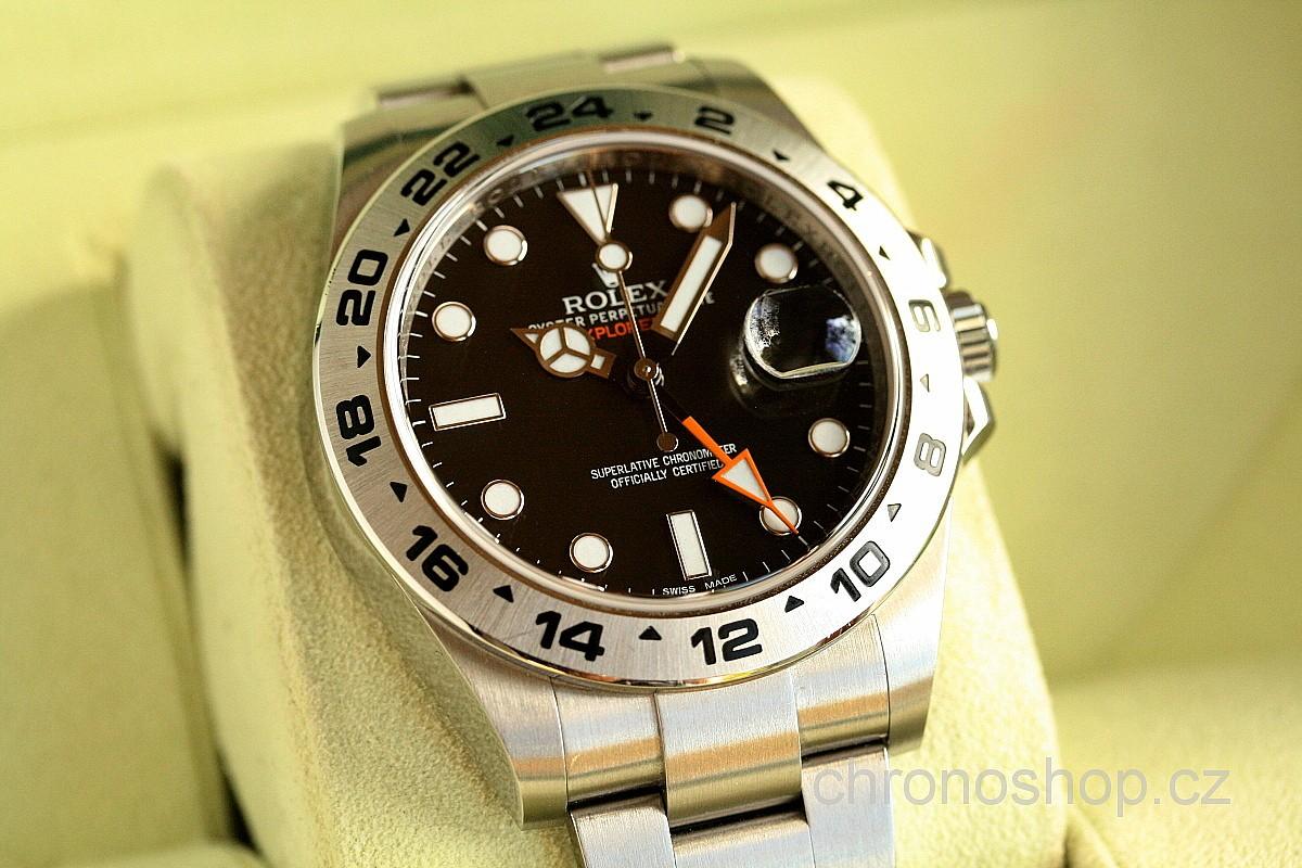 Rolex Explorer II BAZAR 420160014 216570  e4ddfc43737