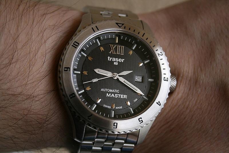 3d0b9521a Traser T5 Classic Automatic Master 100262 | Chronoshop.cz