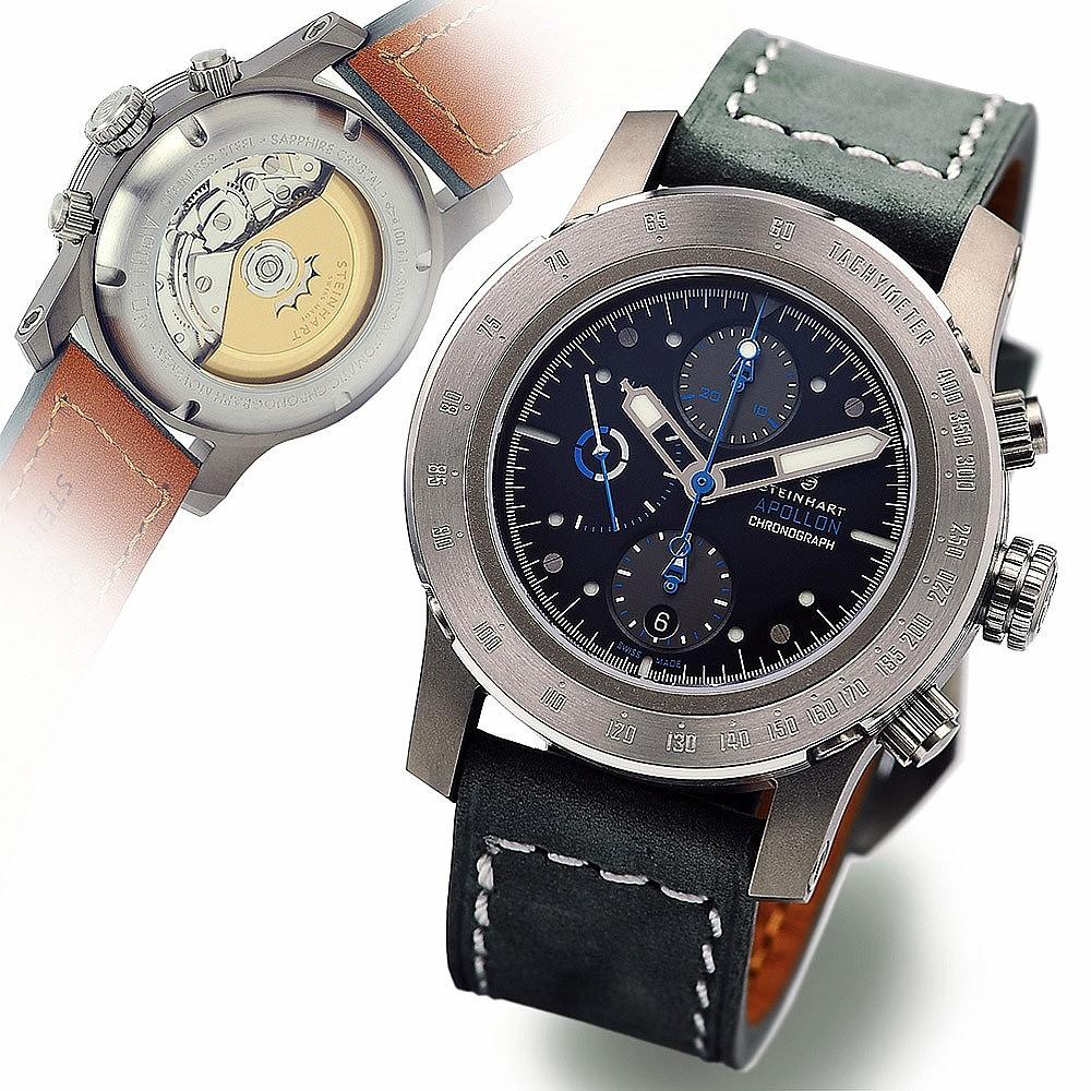24586cd74 Steinhart Apollon Chronograph BAZAR 420180020 108-0244 | Chronoshop.cz