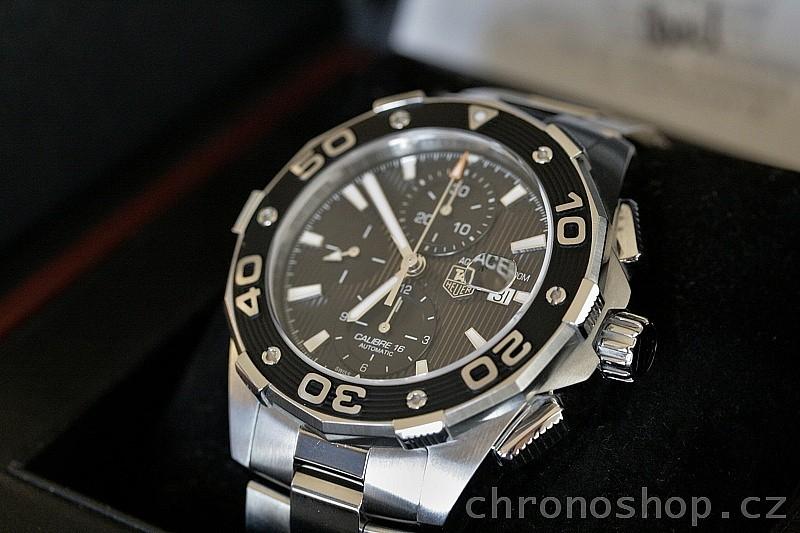 05f45c53e62 Tag Heuer Aquaracer Chronograph Automatic BAZAR 420130014 ...