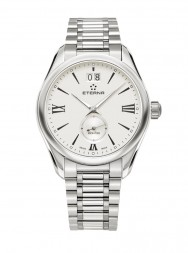 Eterna Lady Kontiki Quartz silver steel