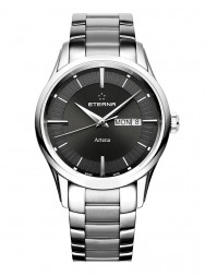 Eterna Artena Gent anthracite steel