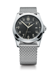 Victorinox Infantry Mechanical black steel