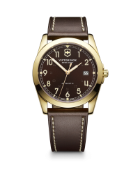 Victorinox Infantry Mechanical brown leather