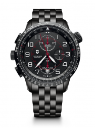 Victorinox AirBoss Mach 9 Black Edition steel