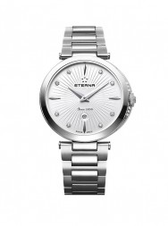 Eterna Grace Two-Hands white steel
