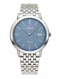 Eterna Eternity For Him Quartz 40 blue steel
