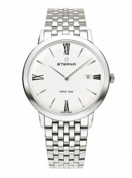 Eterna Eternity For Her Quartz 40 silver steel
