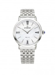 Eterna Eternity For Her Quartz 32 white MOP steel
