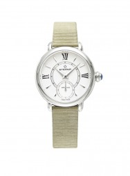 Eterna Lady Eterna Small Second 28 white textile gold