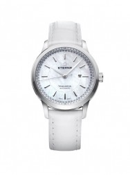Eterna Tangaroa Lady white leather white