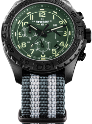 Traser P96 Outdoor Pioneer Evolution Chrono Green