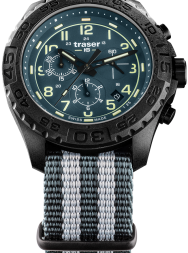 Traser P96 Outdoor Pioneer Evolution Chrono Petrol