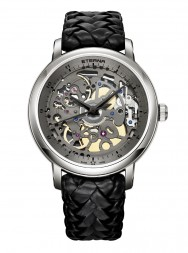 Eterna 1856 Skeleton black - Limited Edition