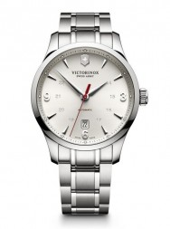 Victorinox Alliance Mechanical matt silver steel