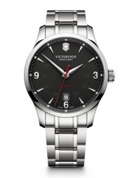 Victorinox Alliance Mechanical matt black steel