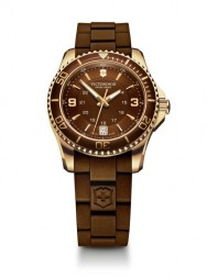 Victorinox Maverick Small brown rubber