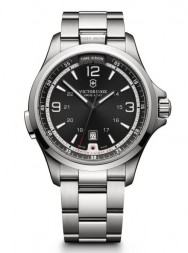 Victorinox Night Vision black steel