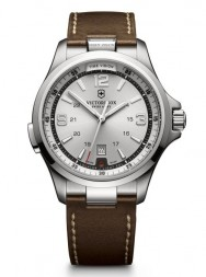 Victorinox Night Vision silver leather