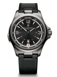 Victorinox Night Vision black PVD rubber