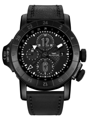 Glycine Airman Airfighter Black / Black PVD