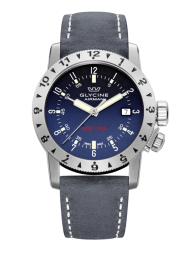 Glycine Airman Double Twelve 3938.181.LB8B