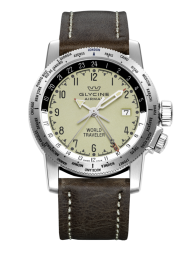 Glycine Airman World Traveler 3939.15.LB7BF