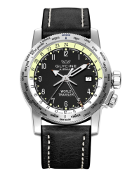 Glycine Airman World Traveler 3939.19.LB9B