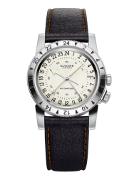Glycine Airman N°1 White
