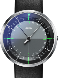 Botta-Design DUO Black-Green Quartz