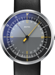 Botta-Design DUO Black-Yellow Quartz