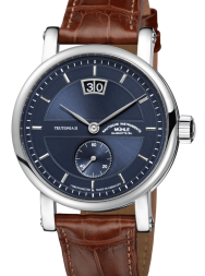Teutonia II Grossdatum Chronometer Night Blue