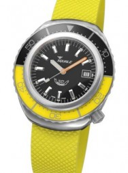 Squale 2002 101 Atmos black yellow