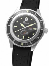 Squale Master Power Reserve 600m gray