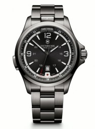 Victorinox Night Vision black PVD steel