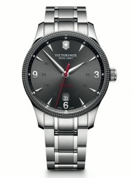 Victorinox Alliance Mechanical black steel